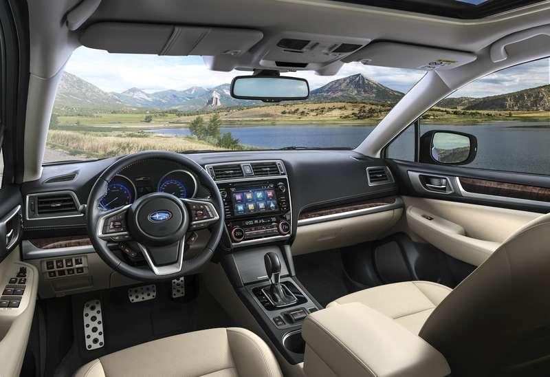 Кросс-универсал Subaru Outback неподорожал после обновления