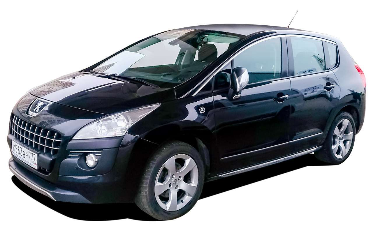Всереальные (инадуманные) проблемы мотора Peugeot-Citroen— фото 1058393