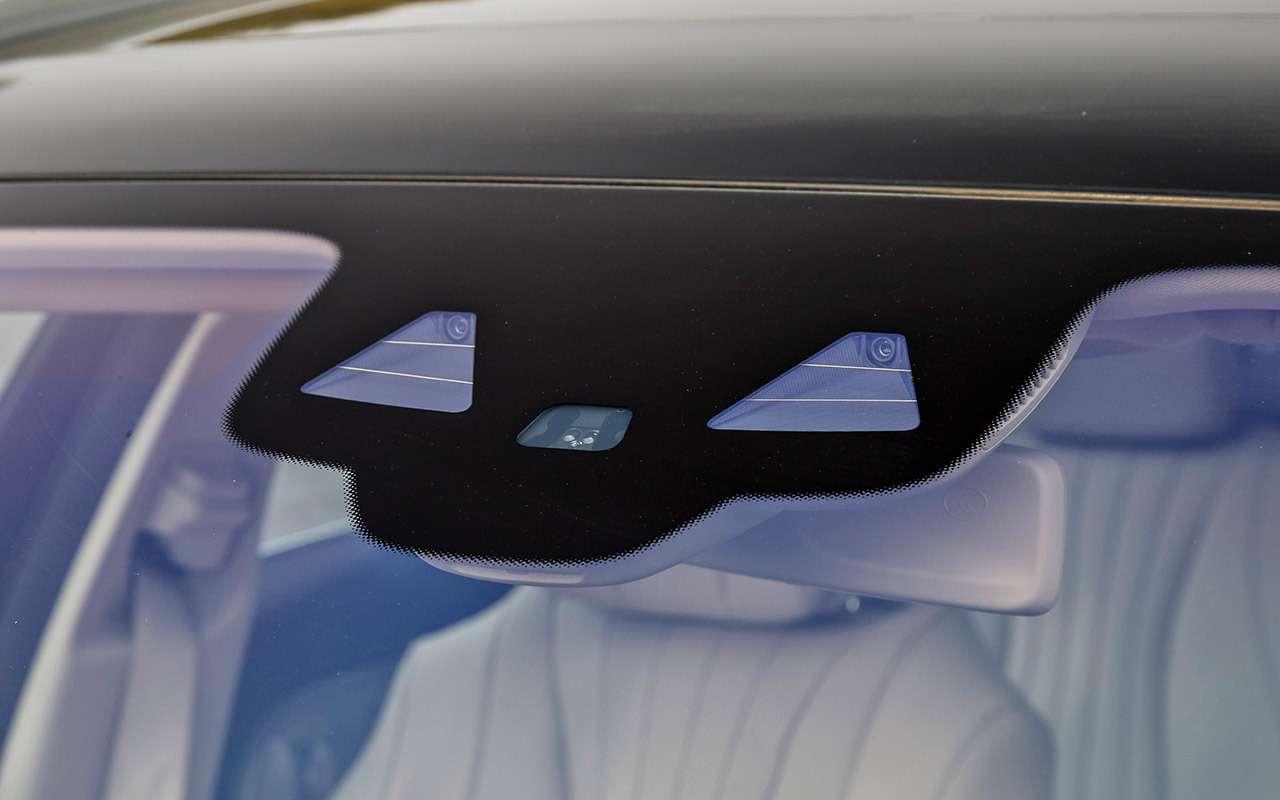 Тест систем автоторможения: богатые тоже врезаются— фото 848927