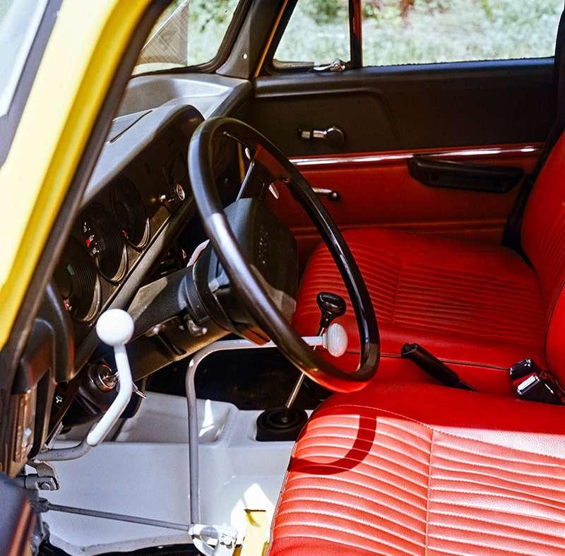 Машины нашего детства— ретротест Москвича-2140— фото 811248