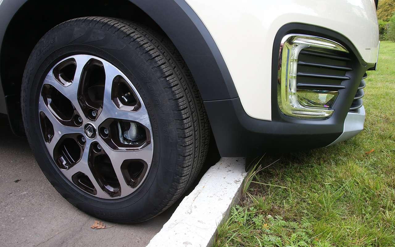 5 плюсов идве спорные особенности Renault Kaptur— фото 876334