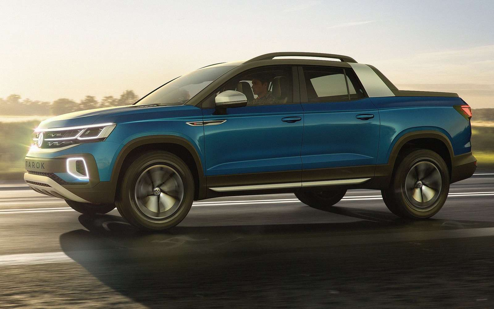 Volkswagen рассекретил новый пикап— фото 920538