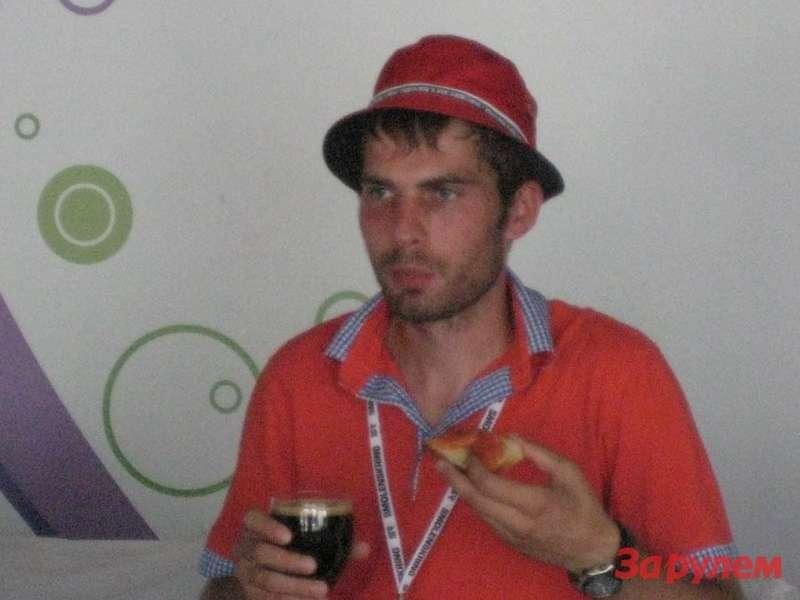 Олег Петриков младший, директор Смоленского кольца— когда все прошло можно ипоужинать.