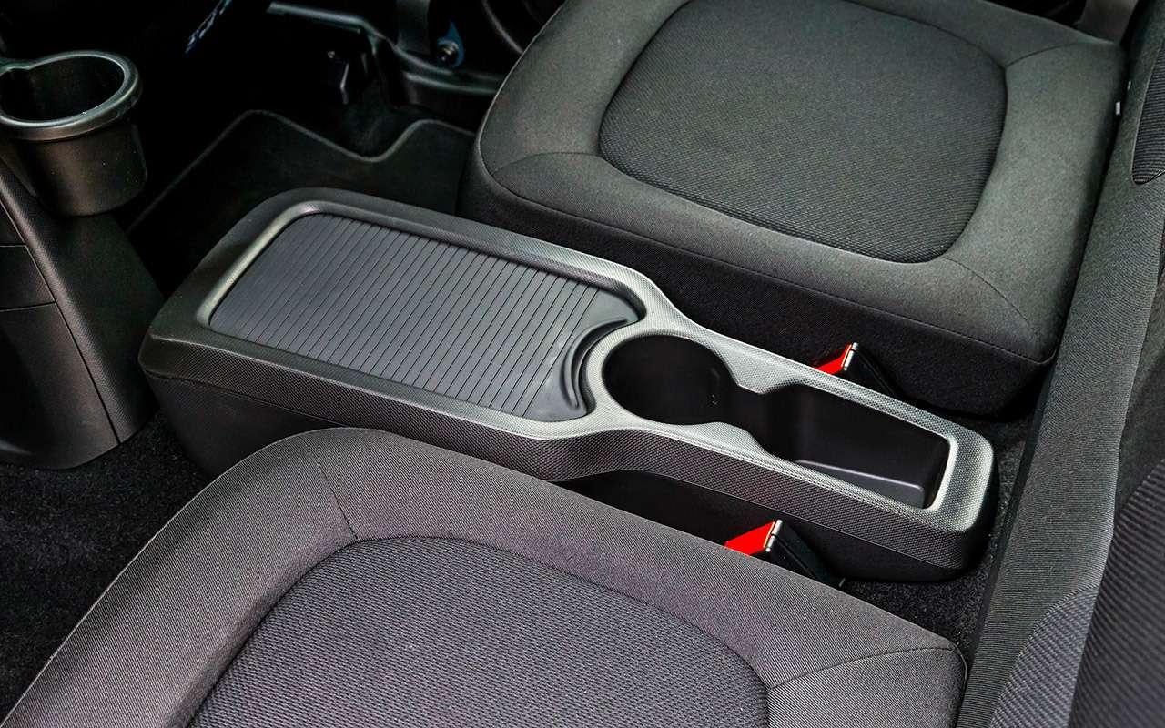 Большой тест маленьких хэтчбеков: Kia Picanto, Datsun mi-DO иSmart ForFour— фото 796023
