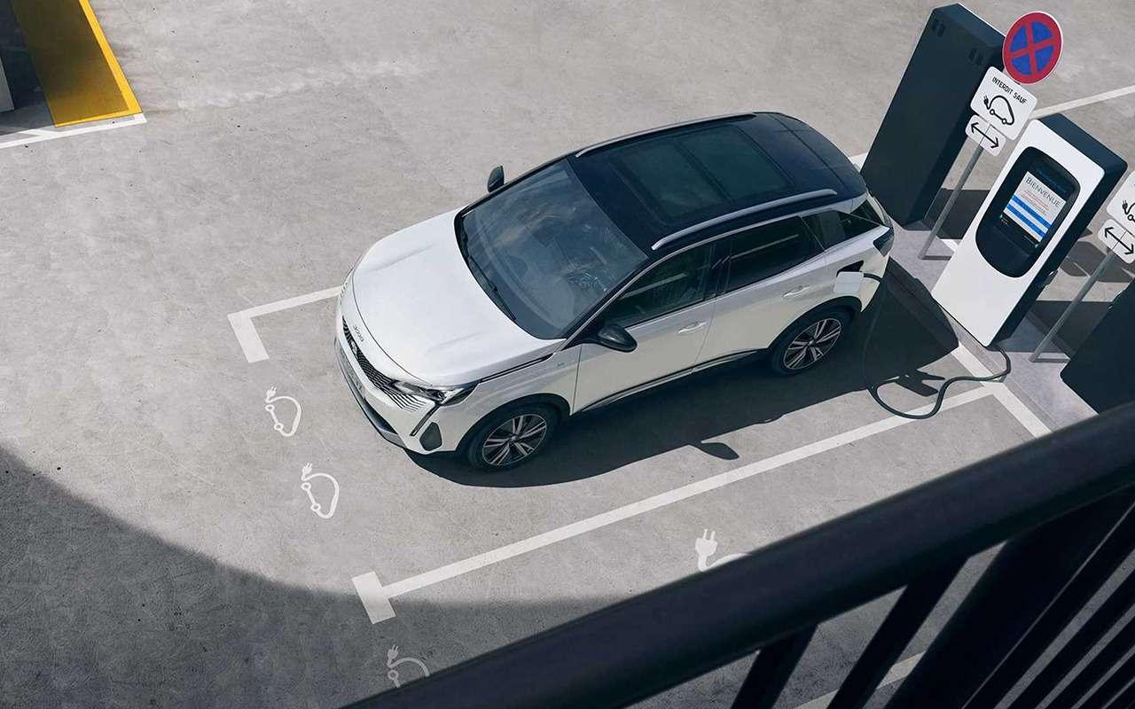Обновленный Peugeot 3008: в стиле «Когти тигра» - фото 1163976