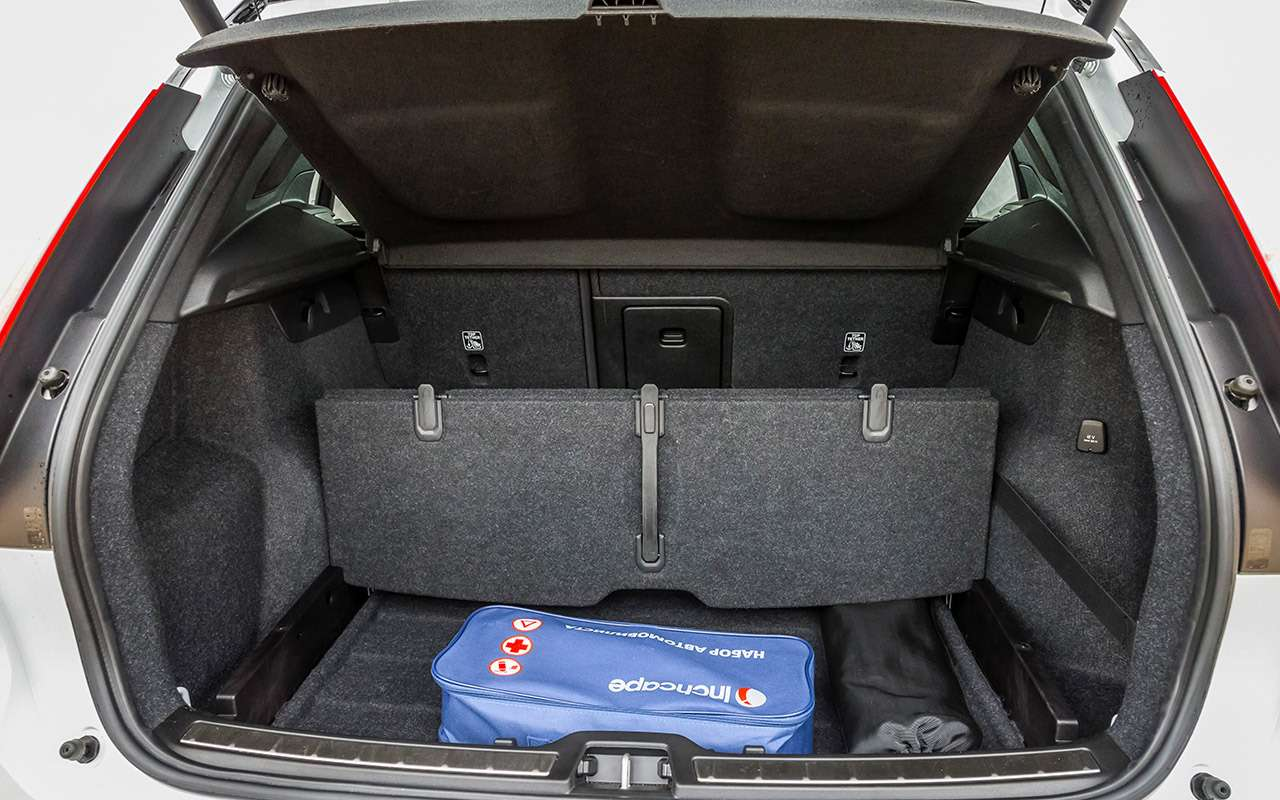 Большой тест маленьких, нодорогих кроссоверов: Volvo, Lexus, Jaguar— фото 983838