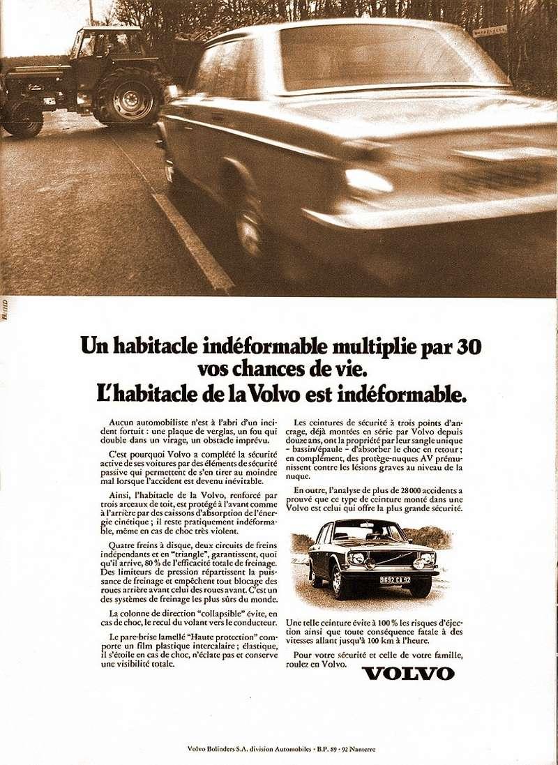 Безопасность— главное вVolvo, навсех языках убеждала реклама шведской фирмы