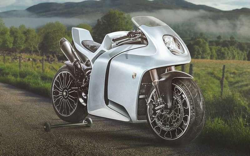 Еслибы создатели суперкаров выпускали мотоциклы
