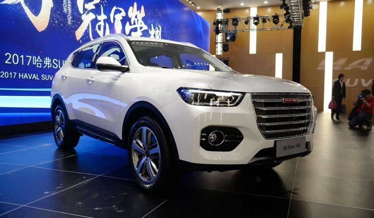 Китайский народный автомобиль: представлен новый Haval H6— фото 710269