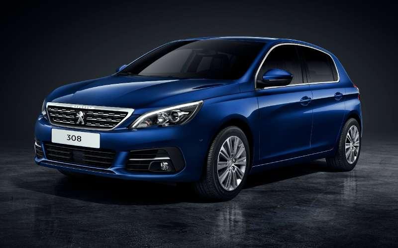 Обновленный Peugeot 308: известны рублевые цены икомплектации