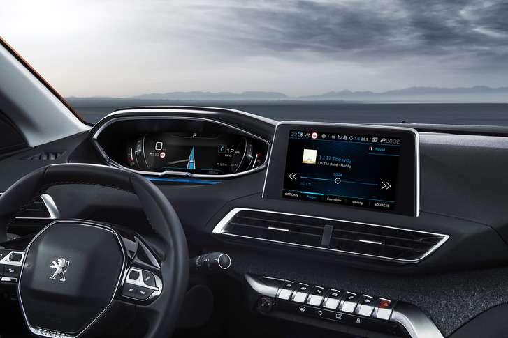Новый Peugeot 3008 приедет вРоссию вэтом году— фото 697903