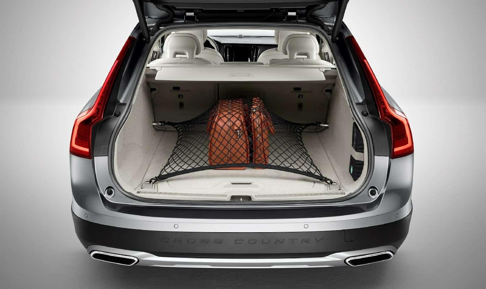 Такой «сарай» нам нужен: Volvo V90 Cross Country представлен официально— фото 635258