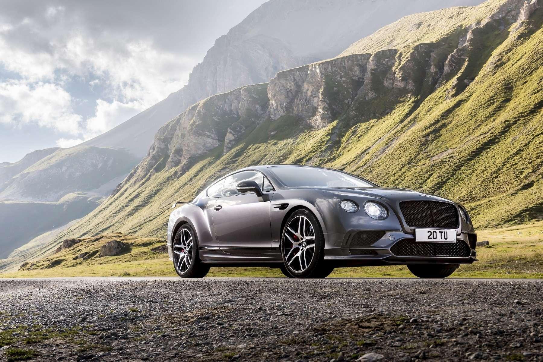 Джентльмен сбитой: представлен самый мощный ибыстрый Bentley вистории— фото 689992