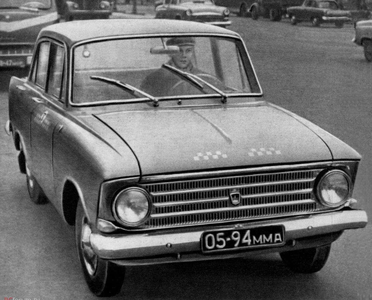 Всетакси СССР: лимузины, кабриолеты, иномарки— фото 1140124