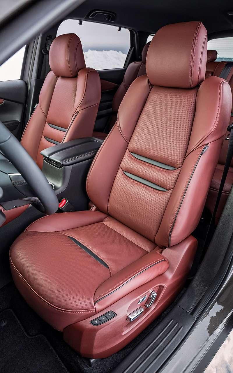 Большой кроссовер Mazda: все обновления ицены— фото 967710