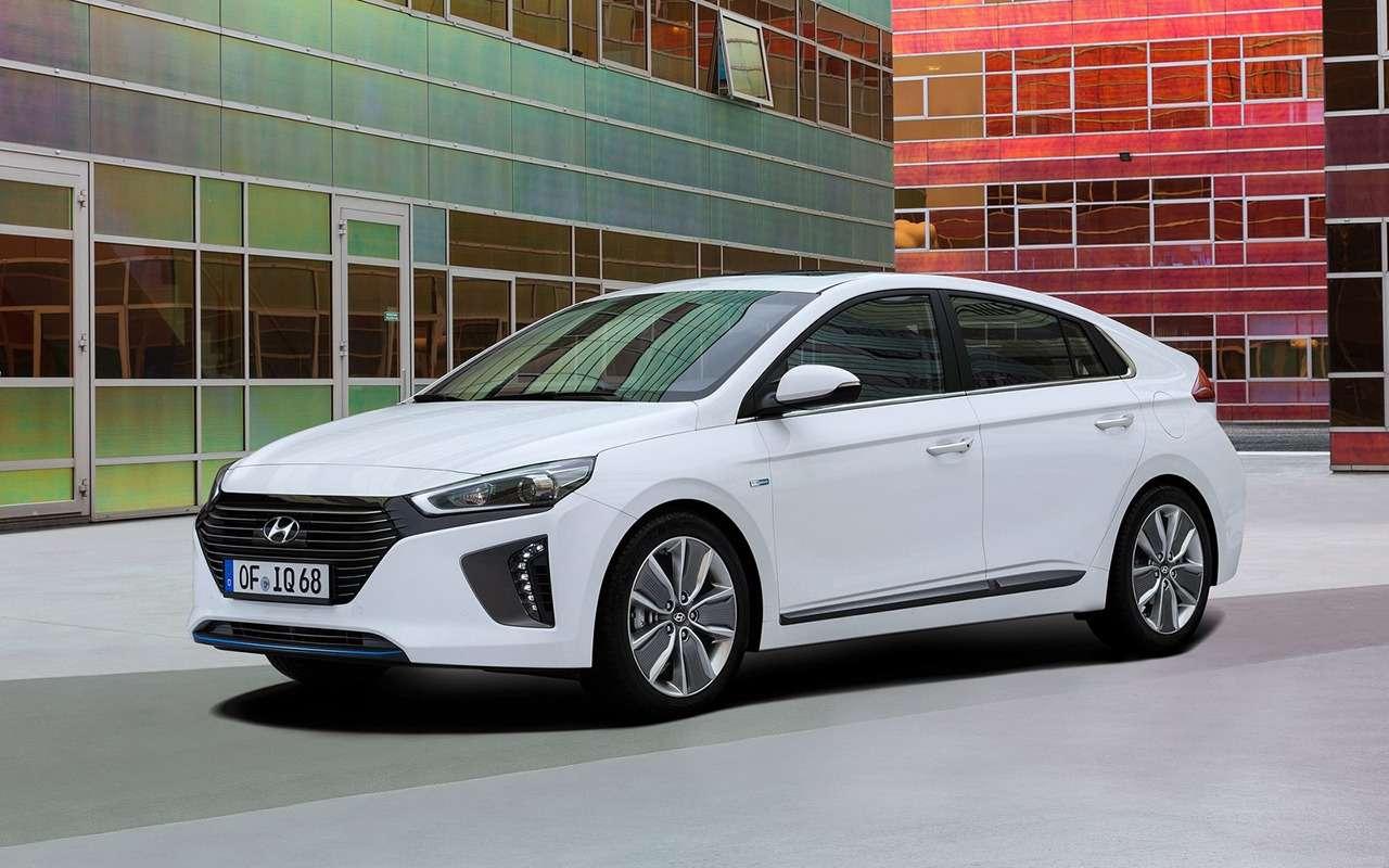 10крутейших моделей Hyundai, окоторых унас никто незнает— фото 879729