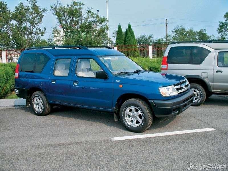Nissan Paladin. Паладин— придет неодин— фото 68455