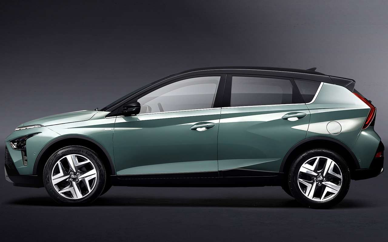 Кроссовер Hyundai Bayon: создан не длябездорожья— фото 1227588