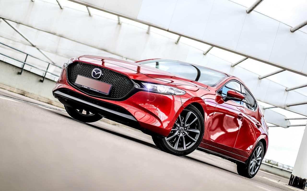 Mazda 3обошла конкурентов: еепризнали самым женским автомобилем— фото 1009991