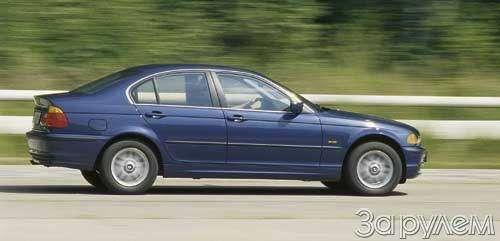 BMW3, Mercedes-Benz C, Volvo S60. ИЗМЕРЯЕМ ПРЕСТИЖ— фото 25340