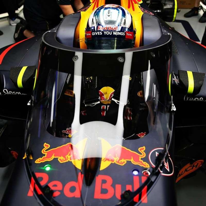 Даниэль Риккьярдо, Red Bull Racing, Формула 1, ГПРоссии, Сочи Автодром