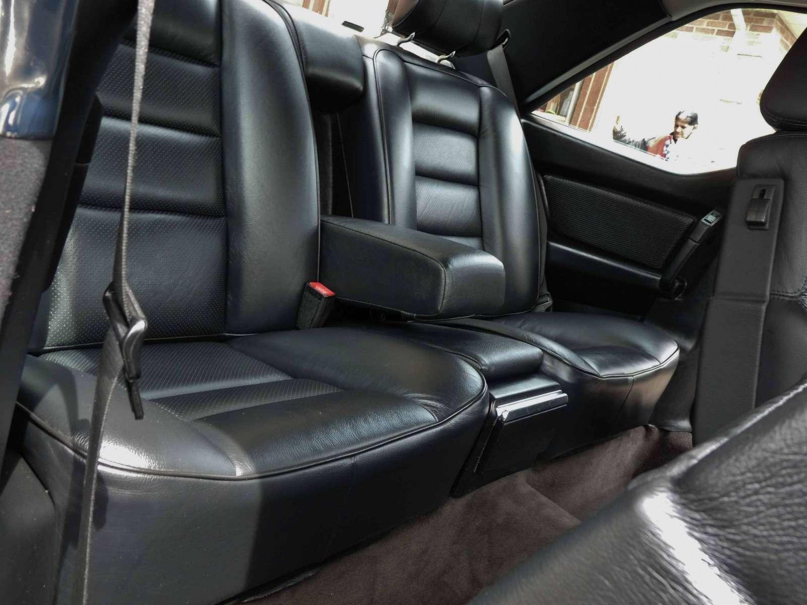 Полцарства законя: божественный Mercedes-Benz 560SEC 6.0AMG борозды неиспортит— фото 680601