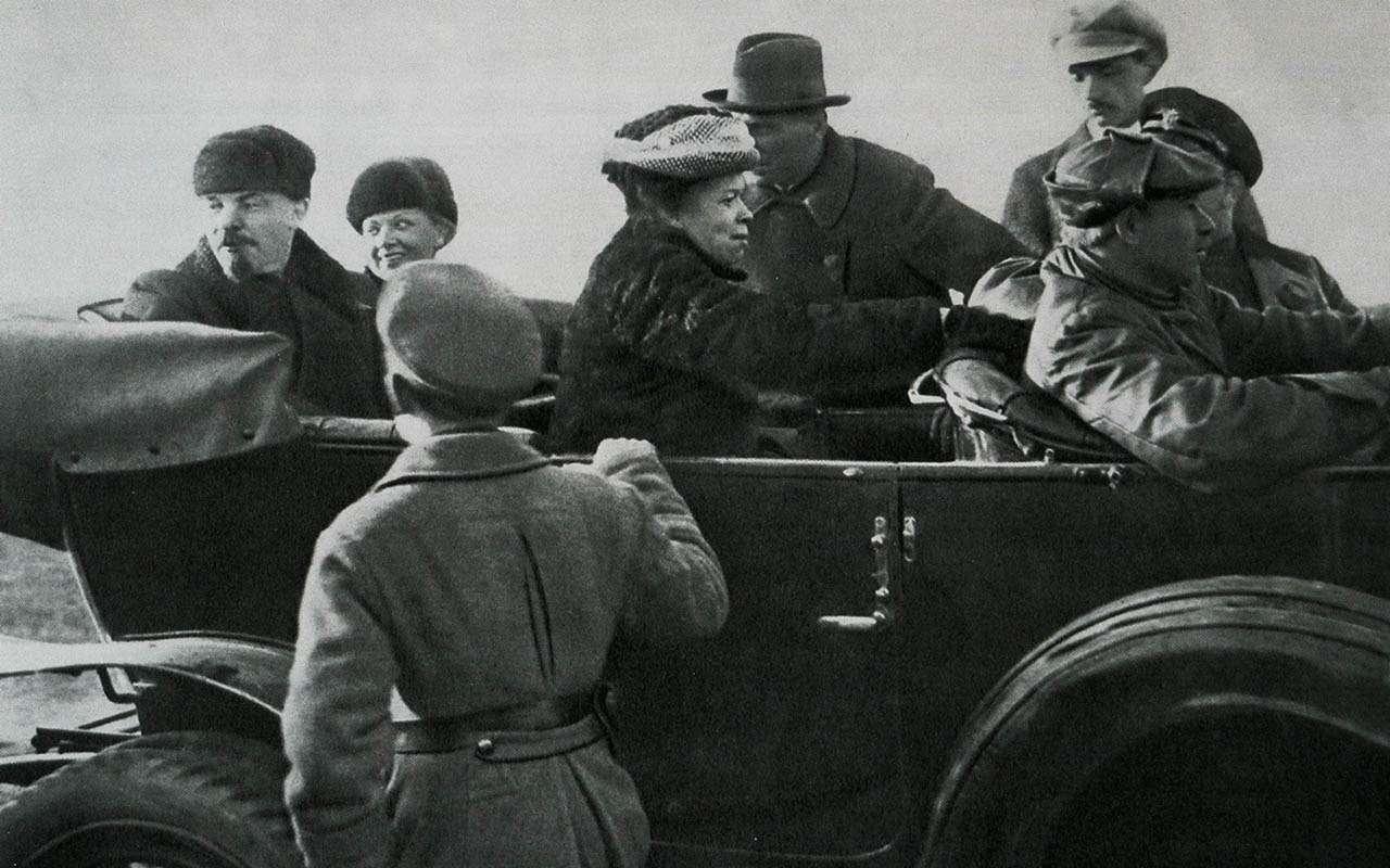 Начем ездили советские генсеки: отИльича доСергеича— фото 1035366