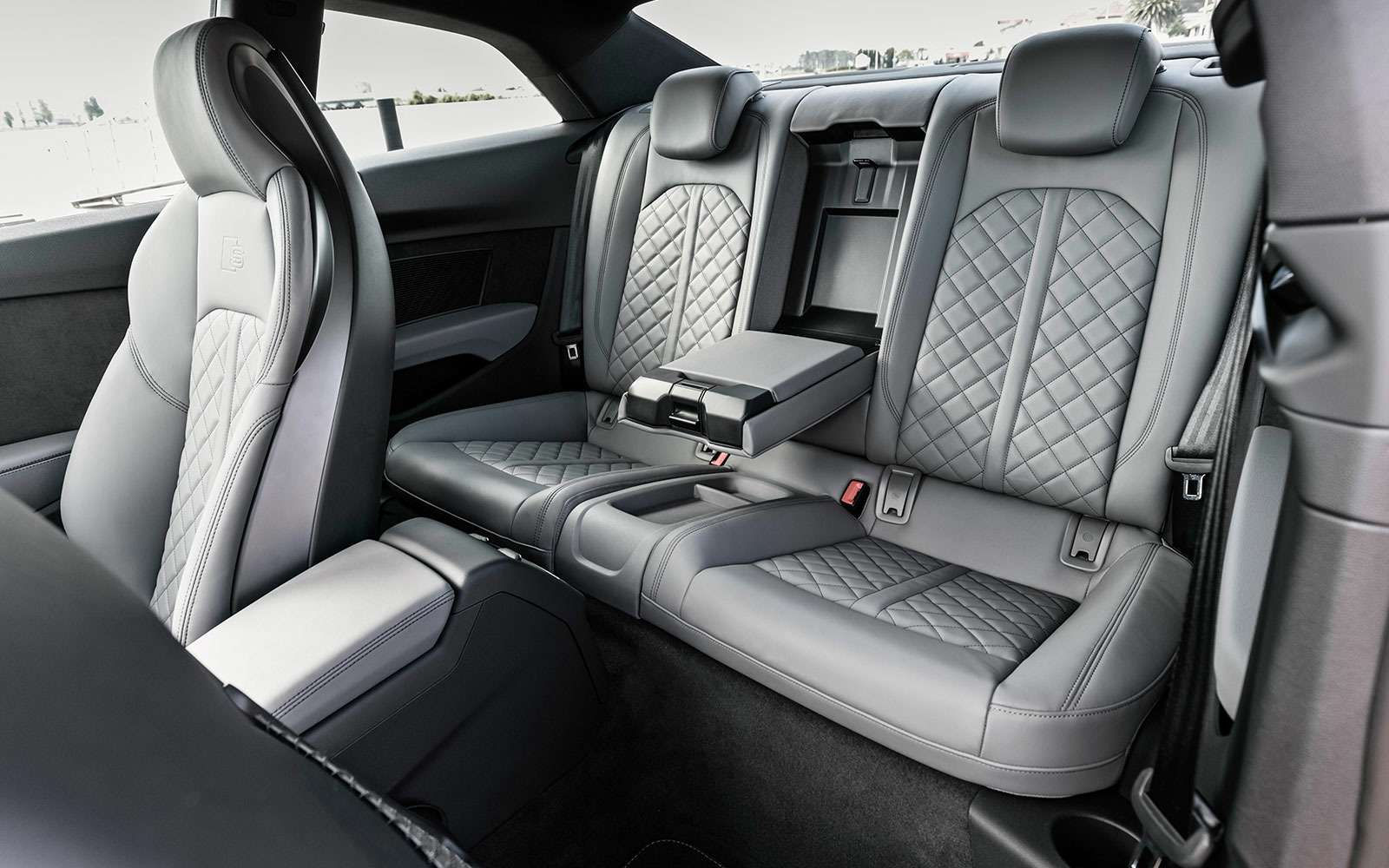Тест Audi A5Coupe: пока небеспилотник— фото 631314
