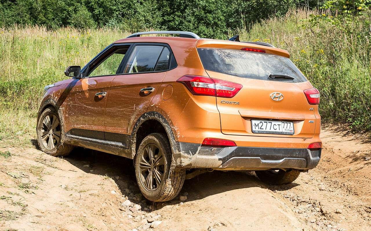 Hyundai Creta: все еенеисправности— фото 982928