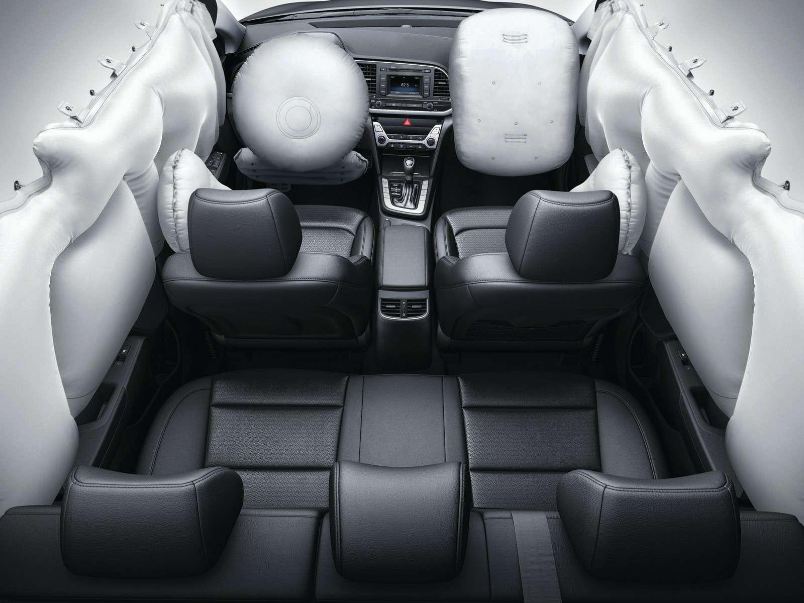 В России объявлены цены истартовали продажи новой Hyundai Elantra— фото 596831