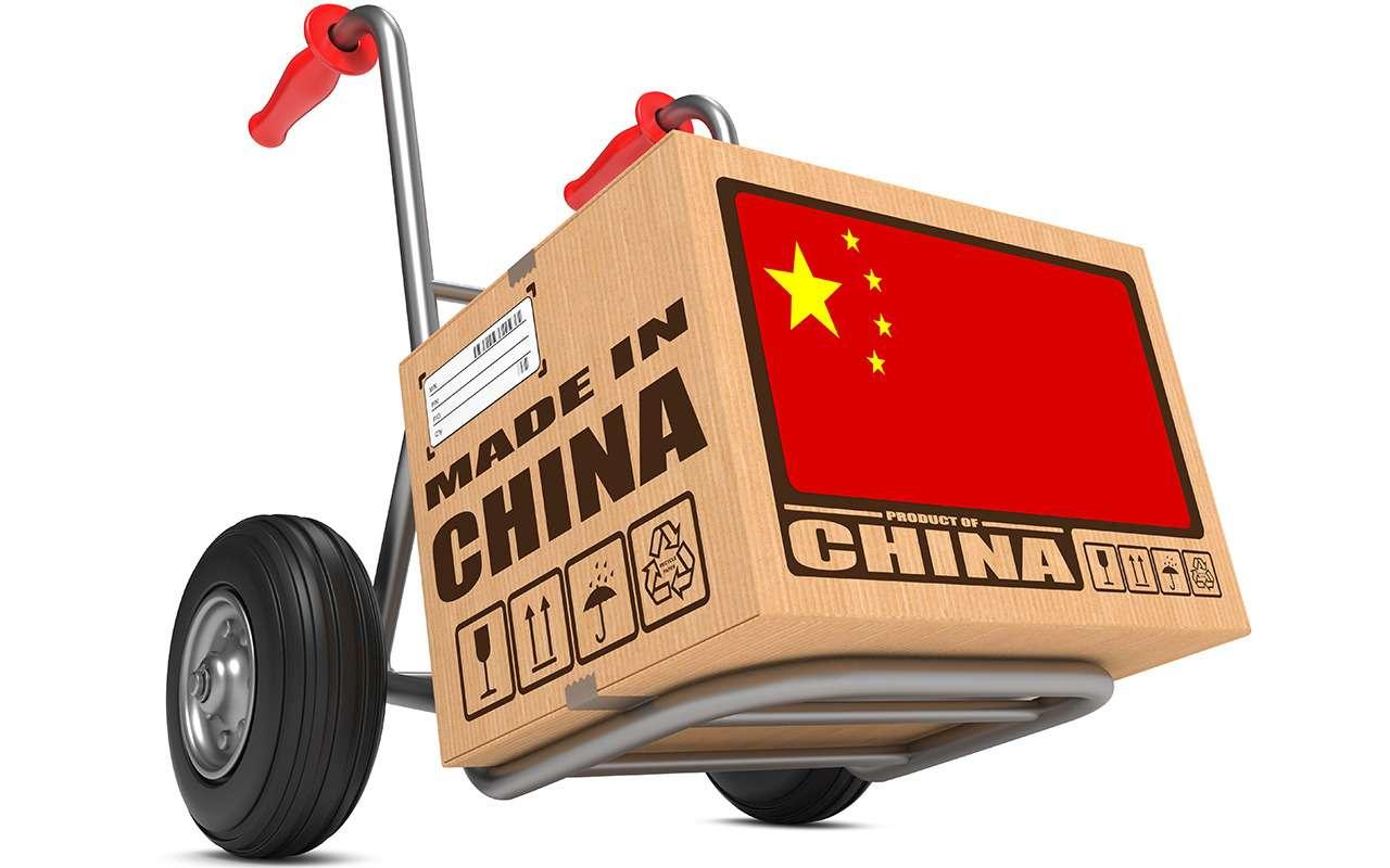 Китайские литые диски вРоссии обложат пошлиной в33,66%