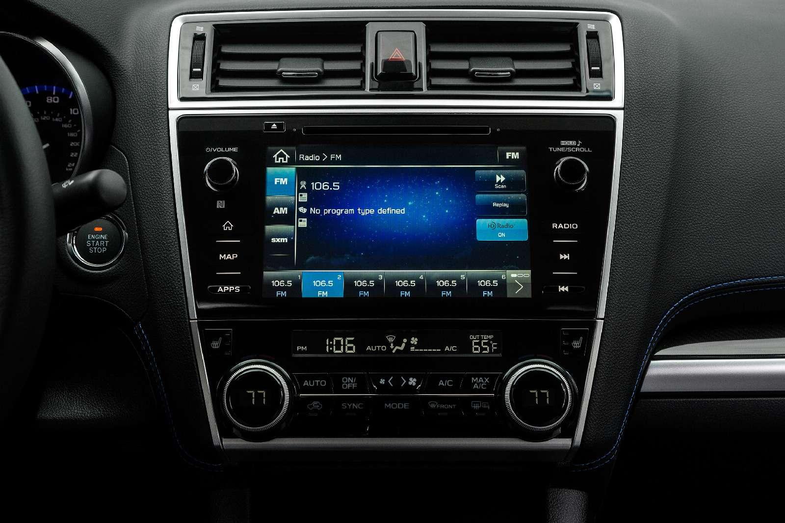 Subaru возвращает вРоссию седан Legacy— фото 816590