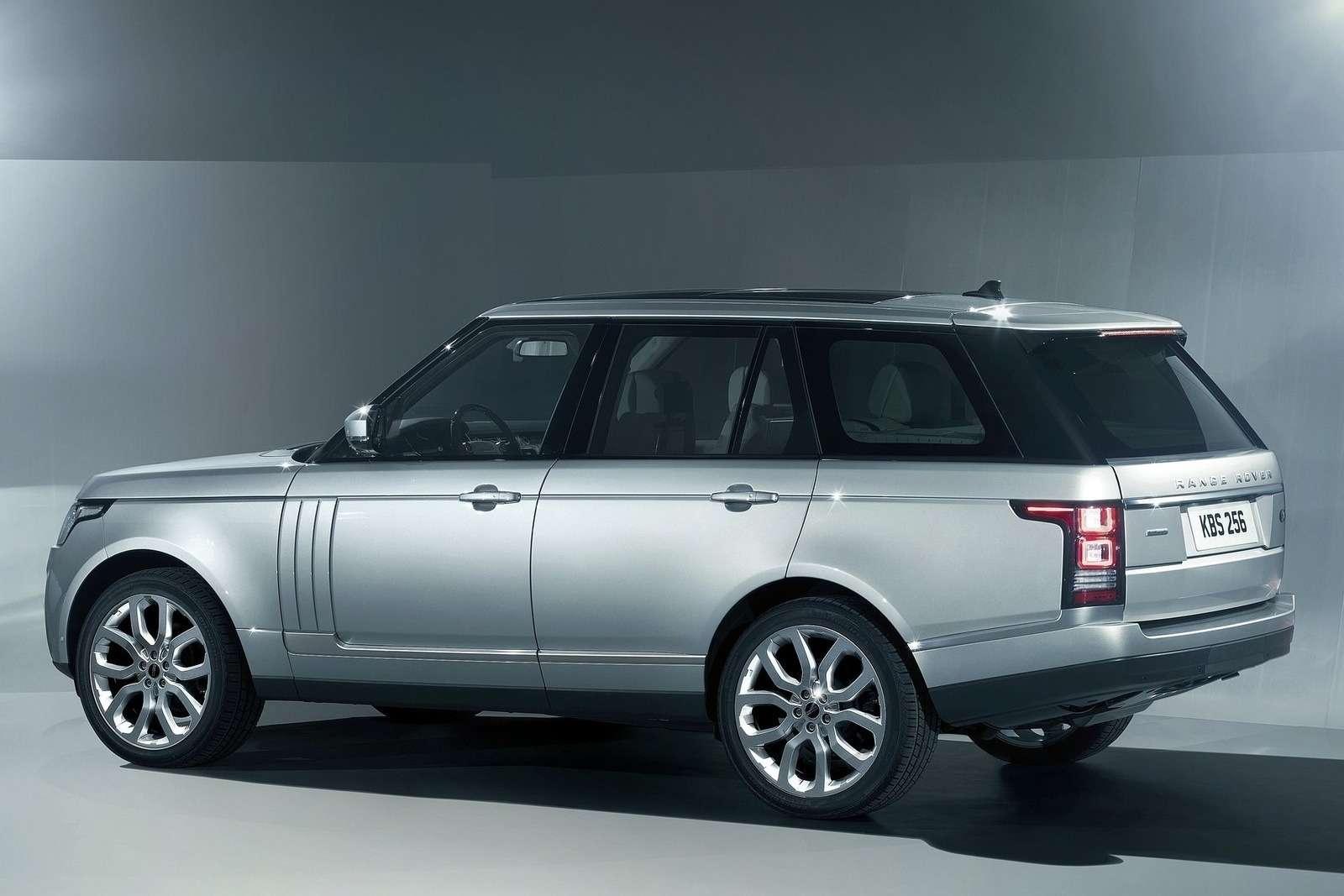 Land Rover Range Rover side-rear view_no_copyright