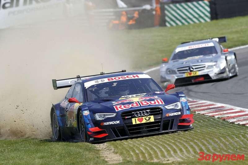 11Mattias Ekström (S), Audi Sport Team Abt Sportsline, Audi RS5DTM