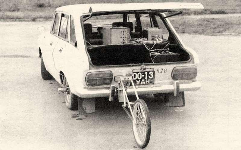 Коробка дляизбранных: кто вСССР ездил надвухпедальных машинах