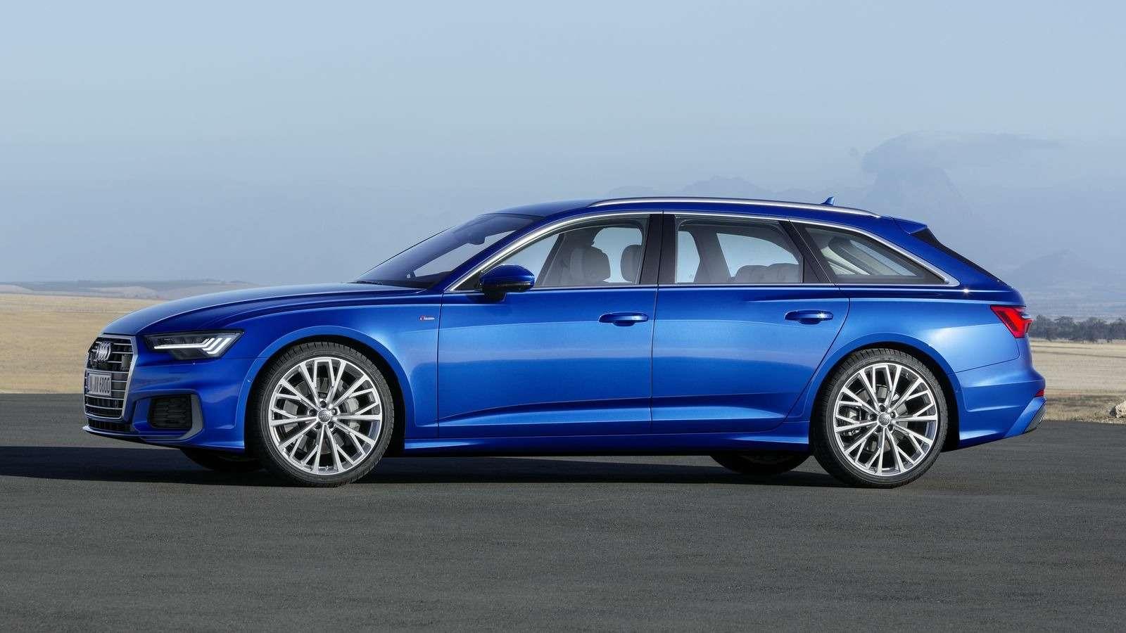 Новый Audi A6Avant: элегантность превыше всего— фото 861662