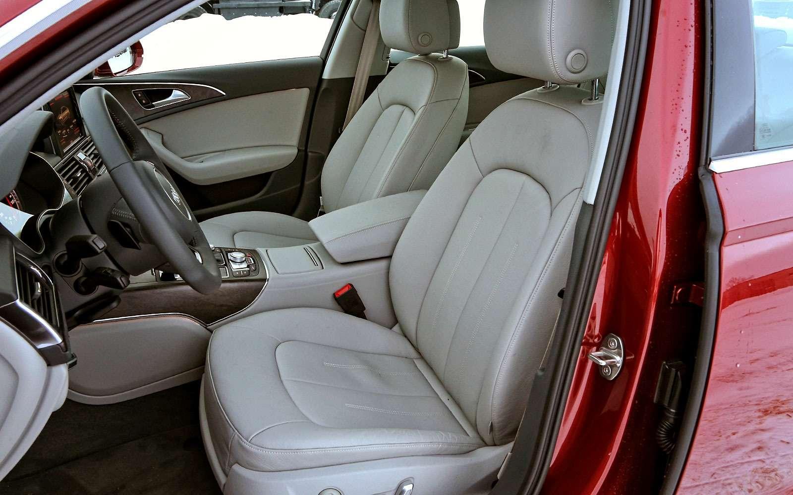 Audi A6: пора напенсию?— фото 711238