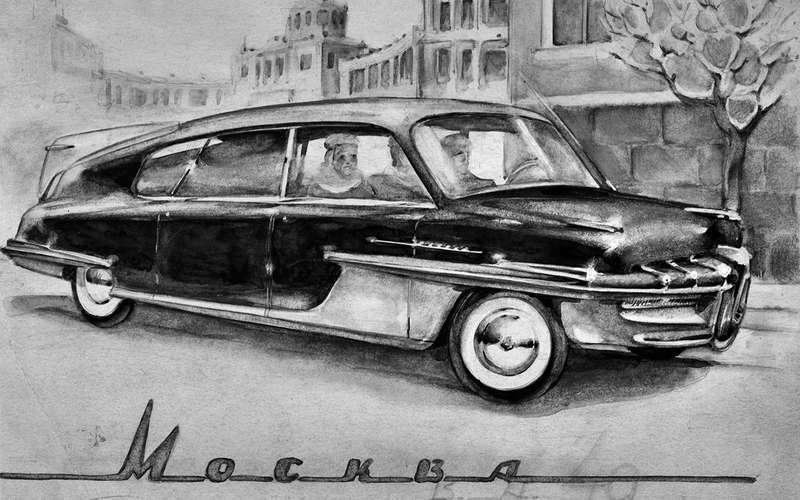 Вся правда о фантазиях: авангардные проекты автопрома СССР