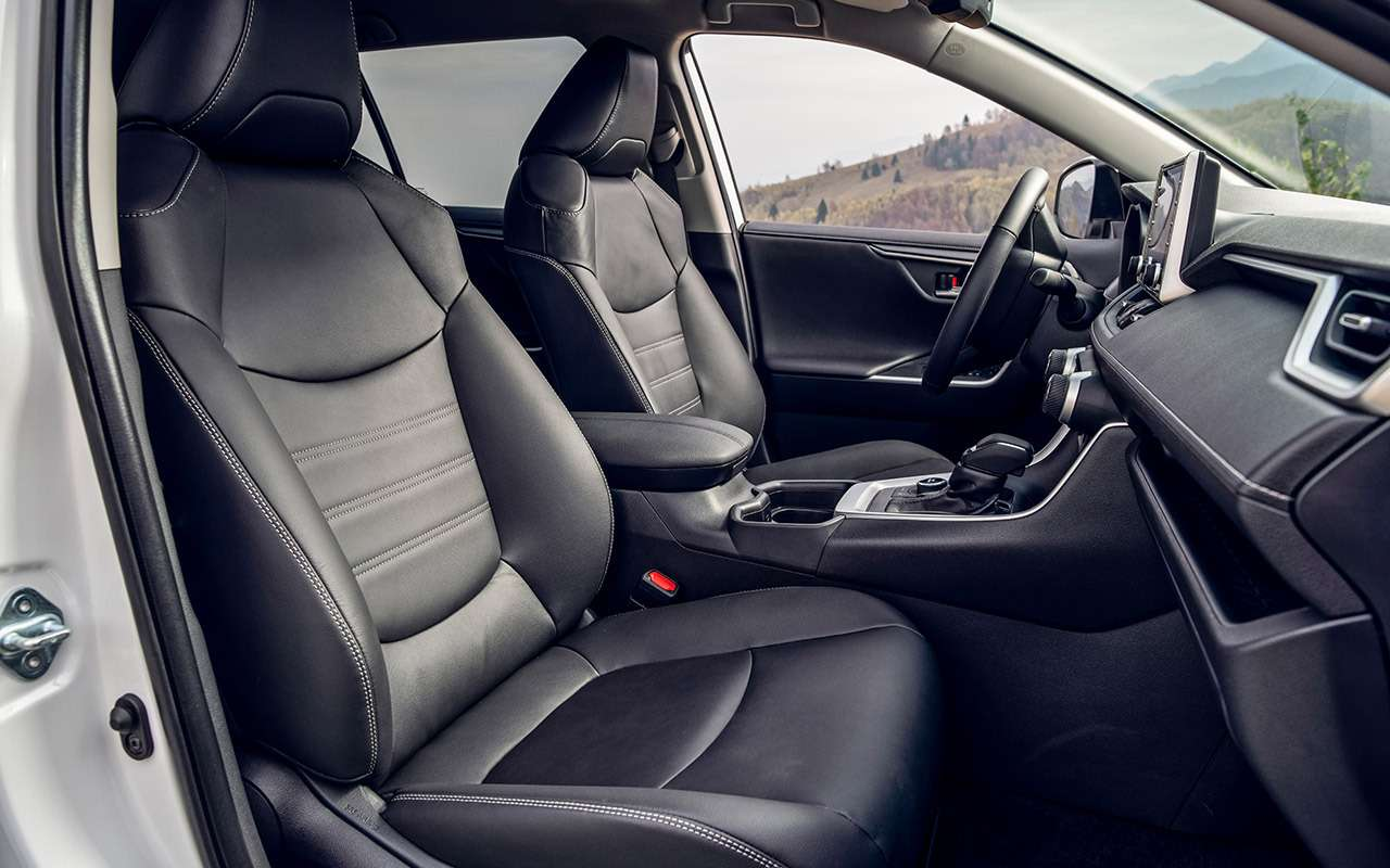 Новая Toyota RAV4: «Зарулем» проверил еезапределами асфальта— фото 1011260