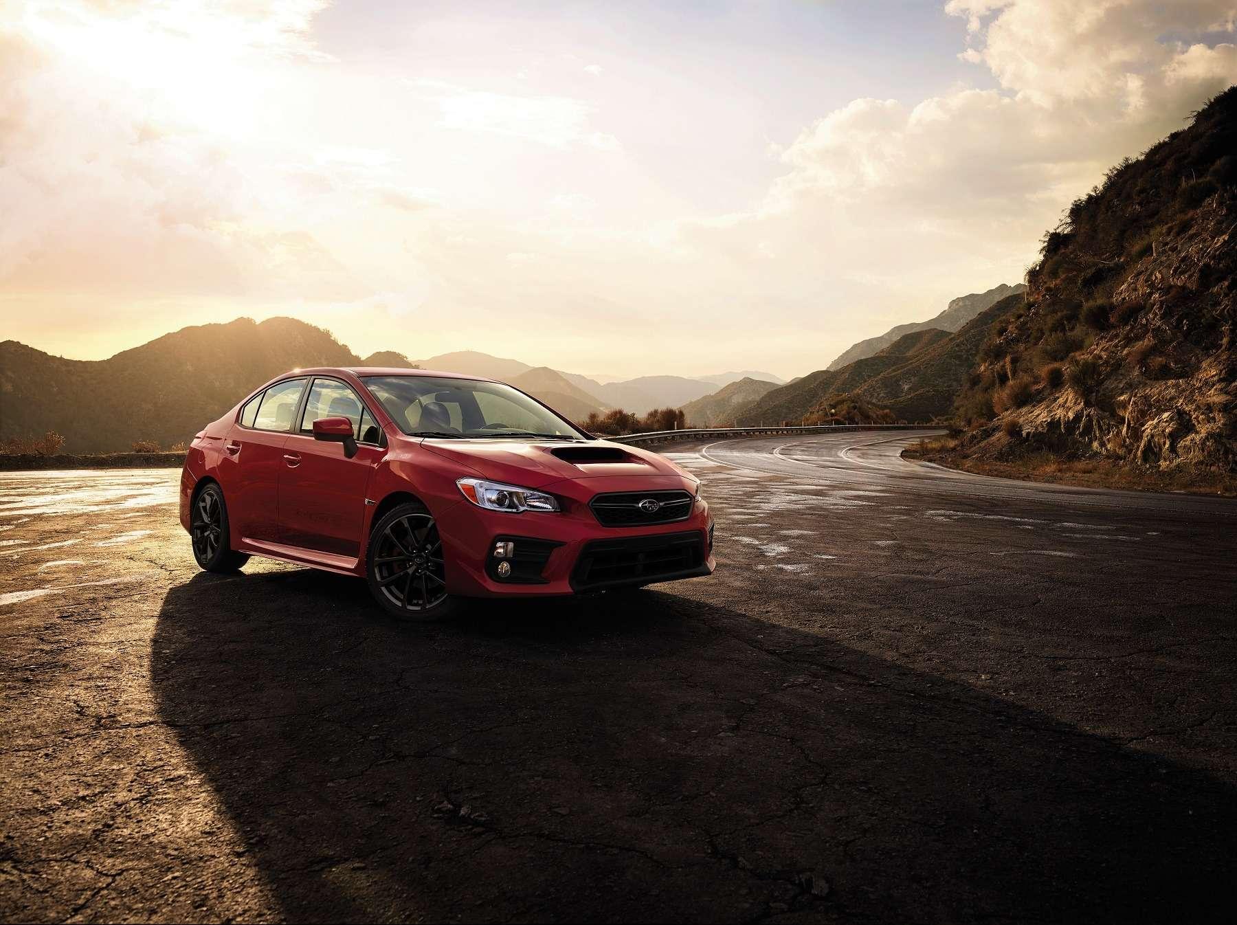 Электронный разум: Subaru WRX иWRX STI обновились— фото 689997