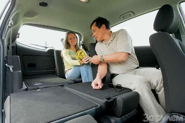 Toyota Corolla Verso. Такая нужна самому!— фото 57105