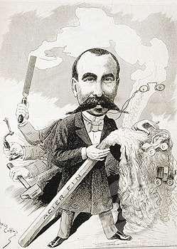 Alexander Darracq