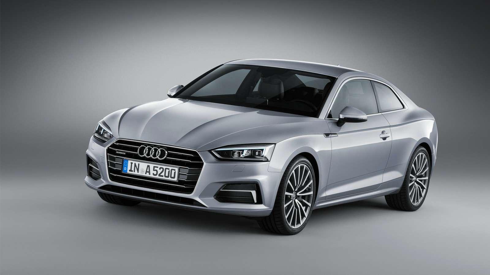 Новый Audi A5не стал «ломать глаза»— фото 594567