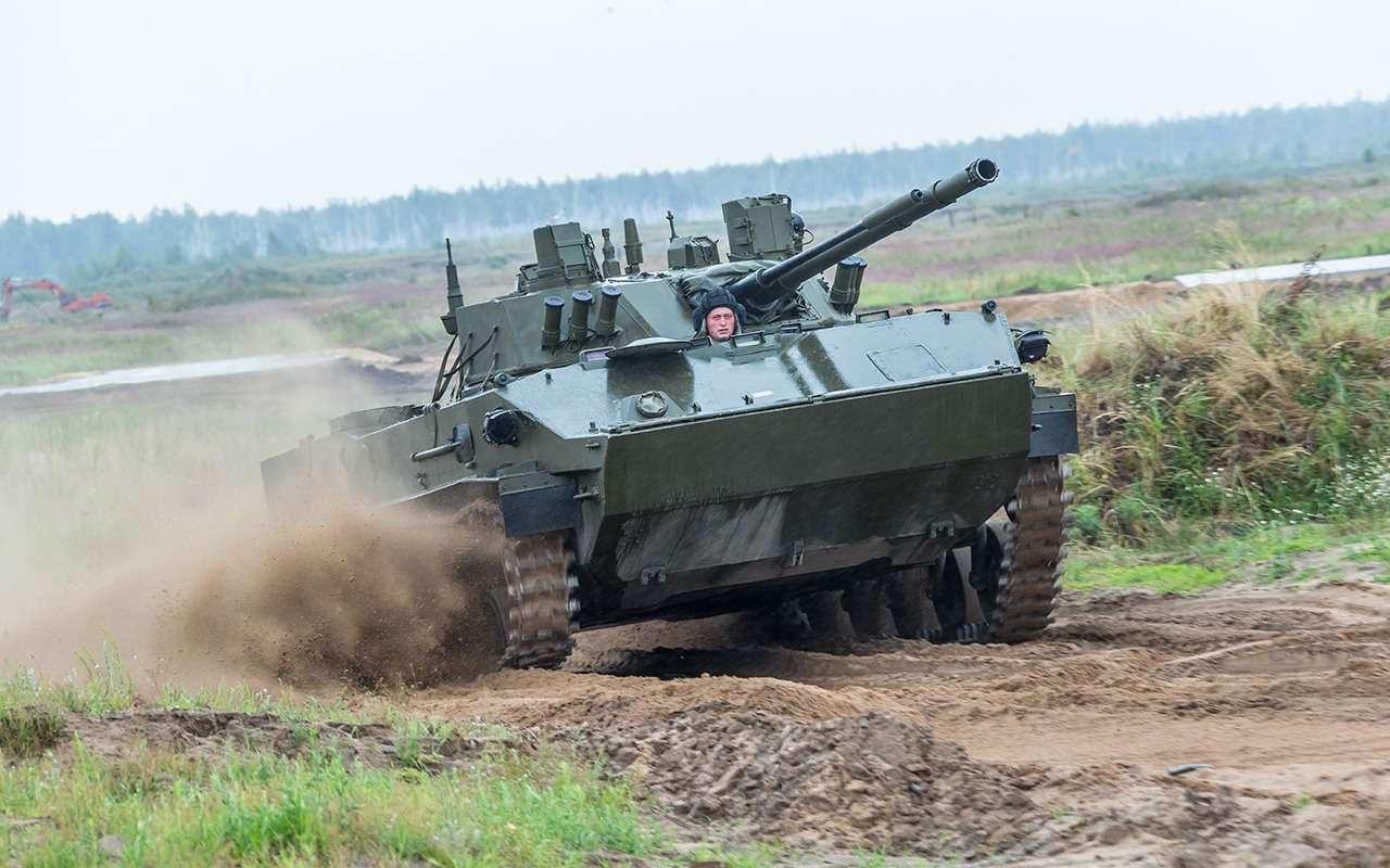 Боевая машина десанта: зачем российской армии БМП-лайт?— фото 922277