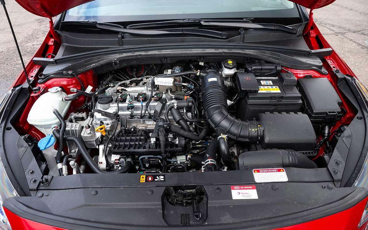 Новый Kia XCeed: сравнили две версии «почти кроссовера»— фото 1143619