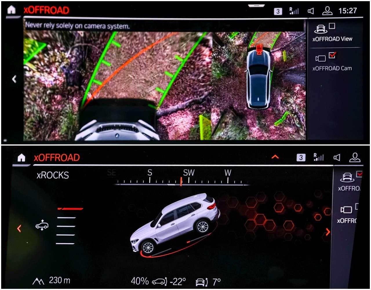 Новый BMW X5—  тест-драйв ввездеходных режимах— фото 912236