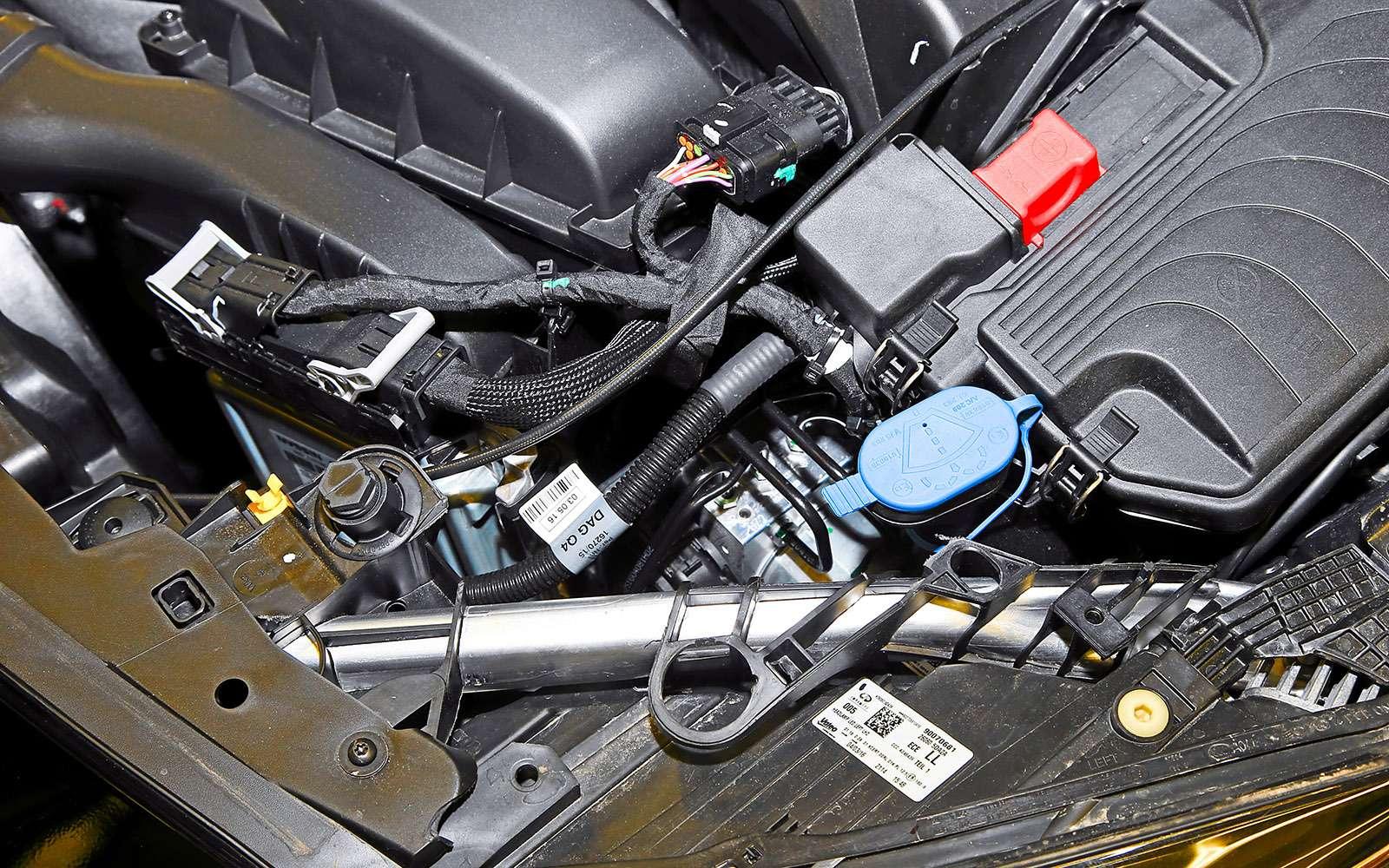 VWGolf GTI против Infiniti Q30—  кто любит погорячее— фото 710221