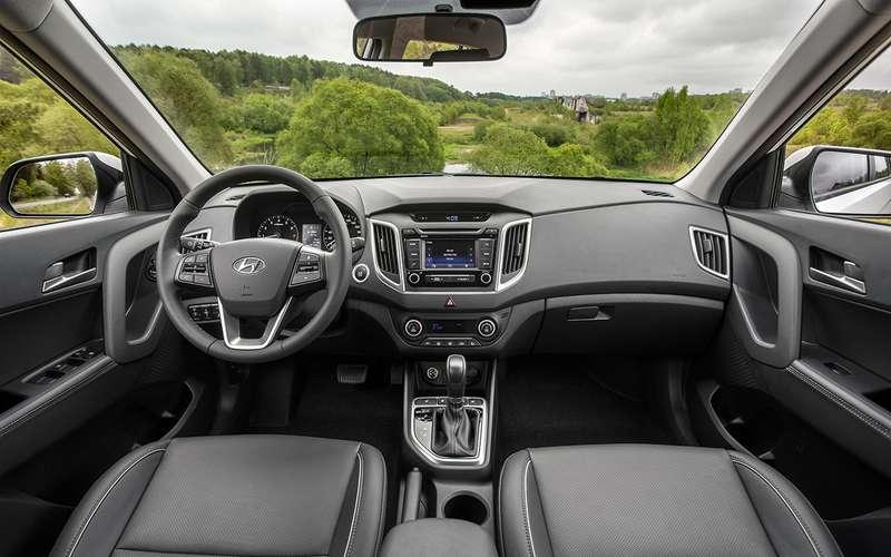 Нафаршированная Creta или базовый Tucson: какой Hyundai выбрать?