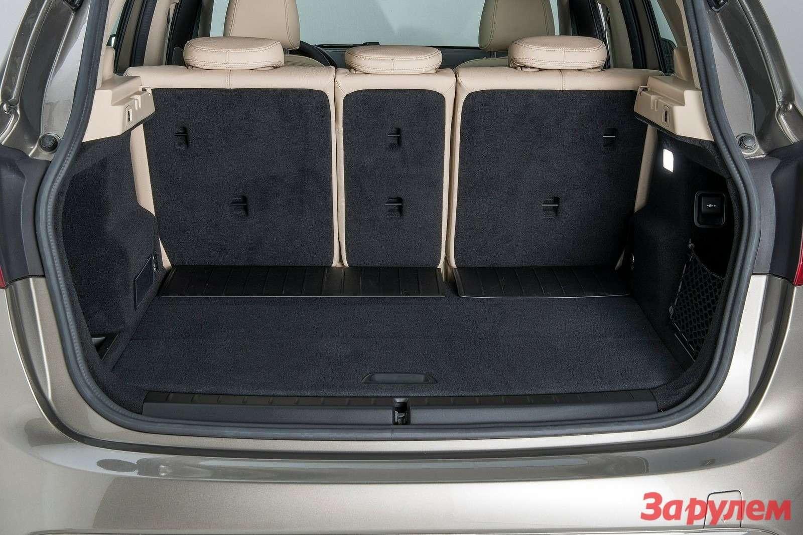 BMW2-й серии Active Tourer