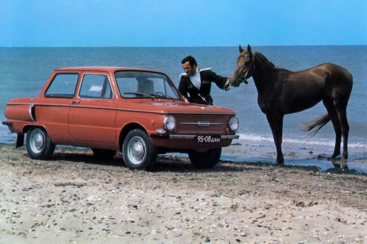 Какие советские автомобили можно было приобрести 40лет назад.— фото 993926